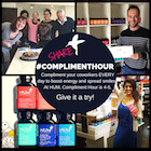 Compliment Hour: Join us!