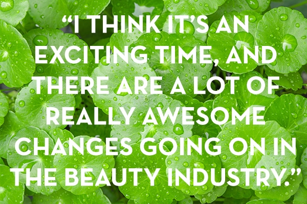 Green Beauty Industry - Shannon Sullivan - The Wellnest by HUM Nutrition