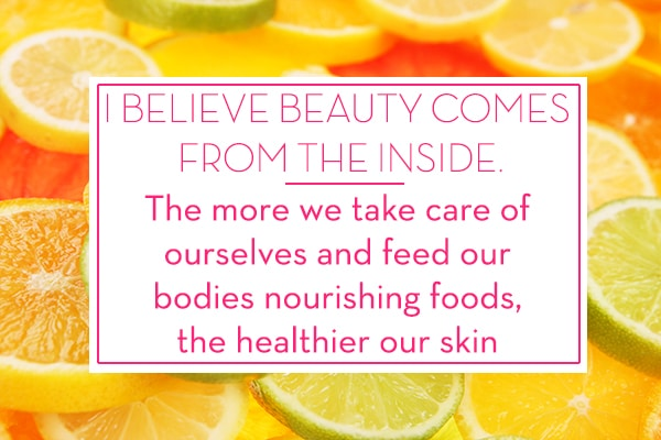 Beauty from Within - Green Beauty - The Wellnest by HUM Nutrition