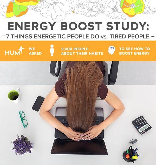 Energy Boost Study 7 Things Energetic People Do Hum