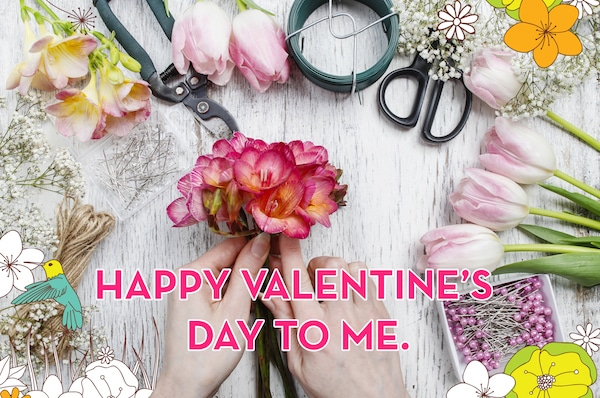 Happy Valentine's Day - Single - The Wellnest by HUM Nutrition