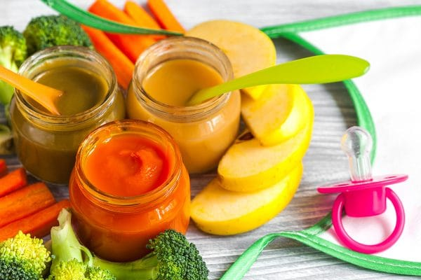 Baby food jars for weight loss