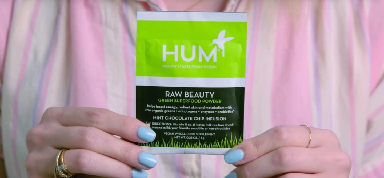 Birchbox x HUM - The Wellnest by HUM Nutrition