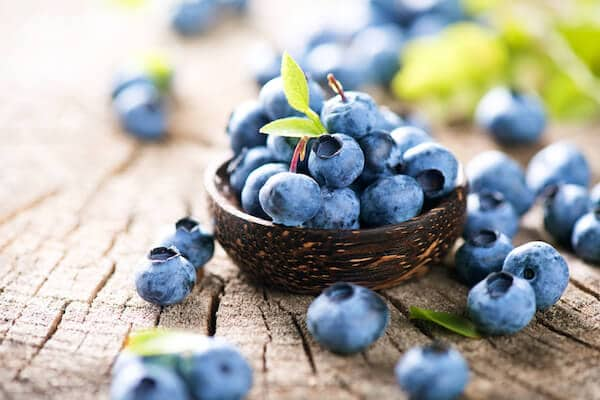 Blueberries - Immunity-Boosting Foods - The Wellnest by HUM Nutrition