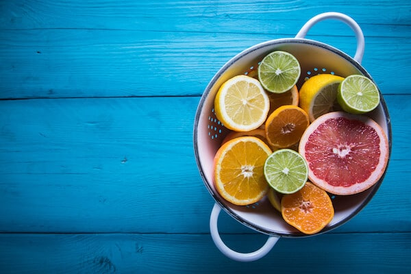Citrus Fruits - Immunity-Boosting Foods - The Wellnest by HUM Nutrition