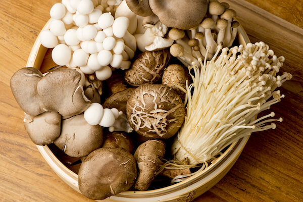 Mushrooms - Immunity-Boosting Foods - The Wellnest by HUM Nutrition