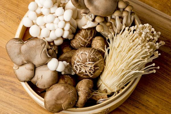 Mushrooms - Immunity-Boosting Foods - The Wellnest by HUM Nutrition