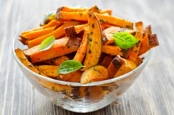 Sweet Potatoes - Immunity-Boosting Foods - The Wellnest by HUM Nutrition