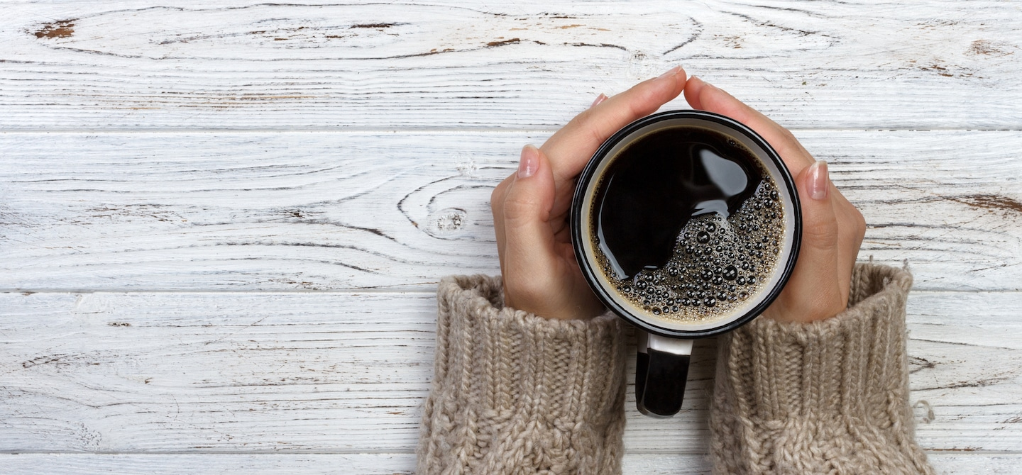 Adaptogen Coffee Recipe for Energy - The Wellnest by HUM Nutrition