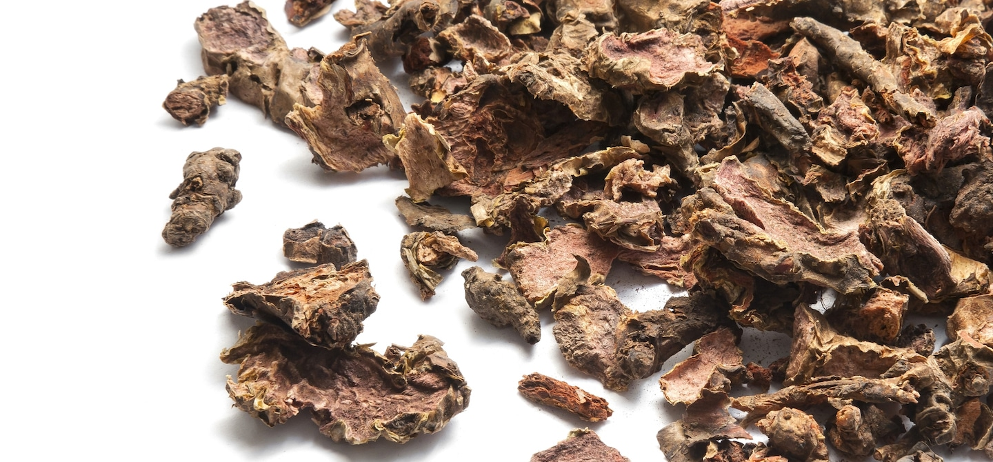 Detail image of rhodiola rosea natural herb for stress