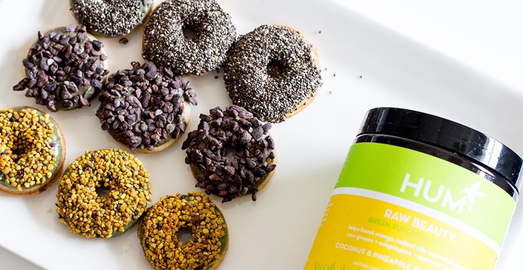 Raw Beauty Paleo Donuts Hum Nutrition Blog