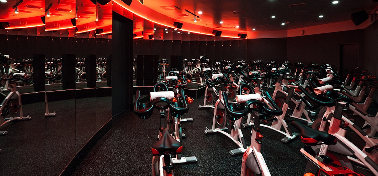 Bespoke Spin class in Los Angeles