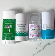 What's The Best Natural Deodorant? We Try Them All To Decide