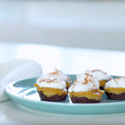Mini Vegan Pumpkin Cheesecake Recipe