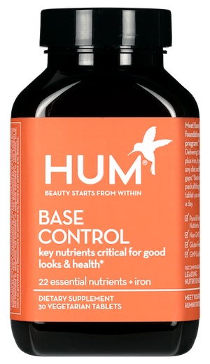 Base Control | The Wellnest by HUM Nutrition