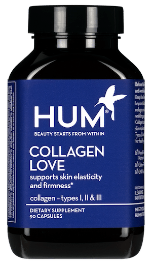 HUM Nutrition Collagen Love supplement