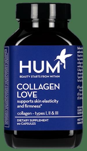 HUM Nutrition Collagen Love supplement