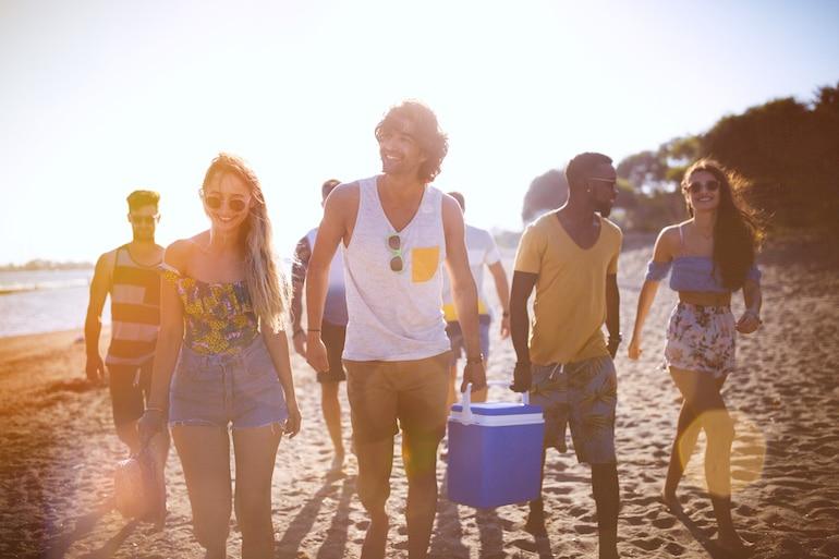Cooler Music Festival Snacks | The Wellnest by HUM Nutrition