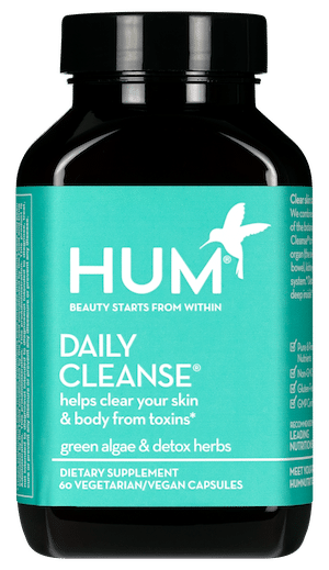 HUM Nutrition Daily Cleanse Detoxifying Supplement
