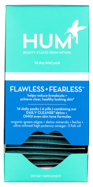 HUM Nutrition Flawless + Fearless Box Set Image