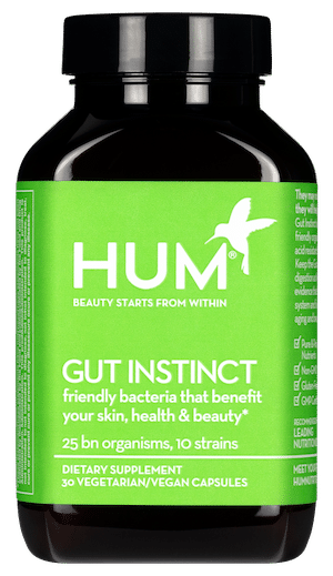 HUM Nutrition Gut Instinct probiotic for health