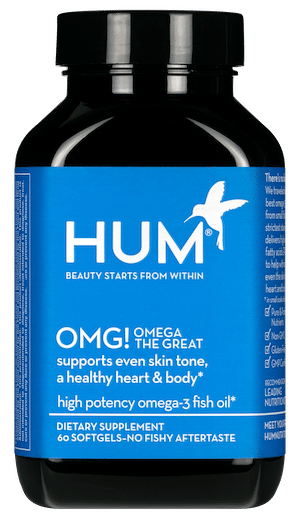 HUM Nutrition OMG Fish Oil Supplement
