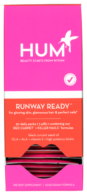 HUM Nutrition Runway Ready Packs