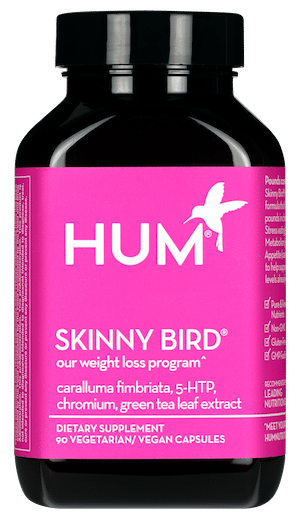 HUM Nutrition Skinny Bird Weight Loss Supplement
