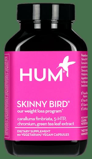 HUM Nutrition Skinny Bird Weight Loss Supplement
