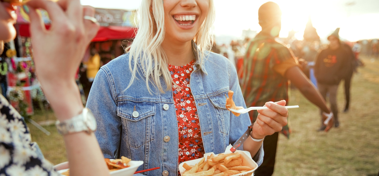 What To Eat At A Music Festival | The Wellnest by HUM Nutrition