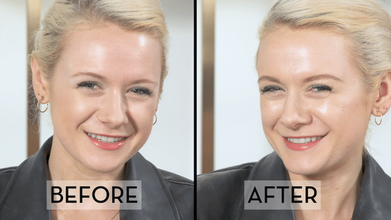 Brit Eyebrow Makeover | The Wellnest by HUM Nutrition