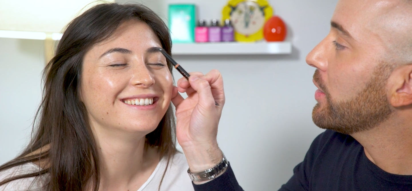 Eyebrow Makeover Nordstrom Beauty   The Wellnest by HUM Nutrition