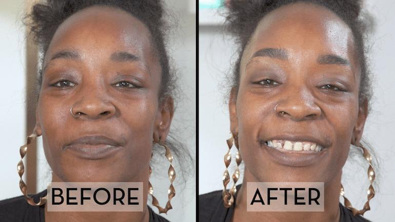 Temeka Eyebrow Makeover | The Wellnest by HUM Nutrition