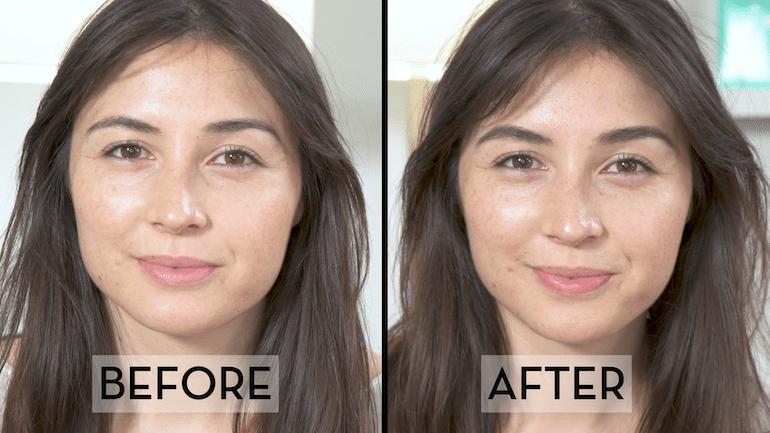 Zena Eyebrow Makeover | The Wellnest by HUM Nutrition