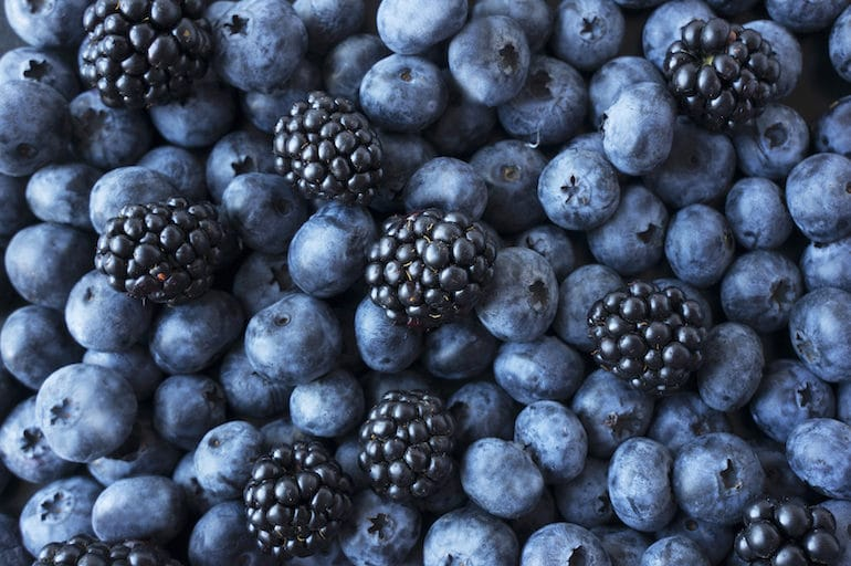 Blue and Purple Fruits and Vegetables - The Wellnest by HUM Nutrition