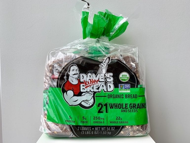 Dave's Killer Bread - Costco - The Wellnest by HUM Nutrition