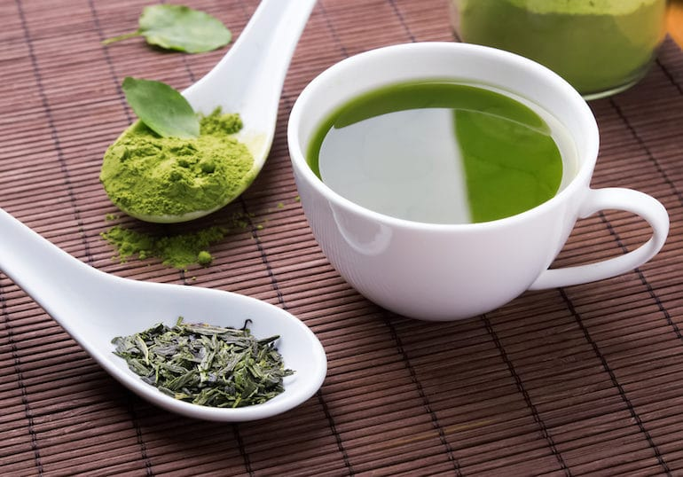 Green Tea - Tea Benefits - The Wellnest by HUM Nutrition