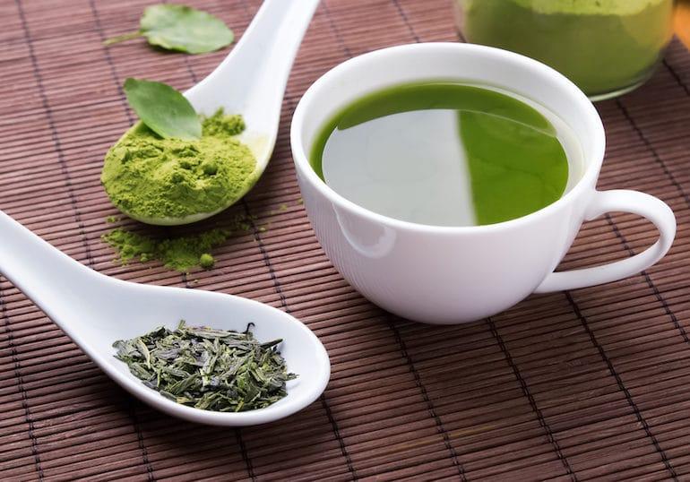 Green Tea - Tea Benefits - The Wellnest by HUM Nutrition