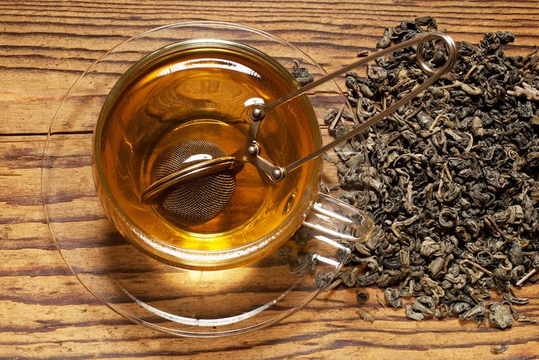 Oolong Tea - Tea Benefits - The Wellnest by HUM Nutrition