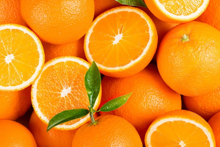 Orange and Yellow Fruits and Vegetables - The Wellnest by HUM Nutrition