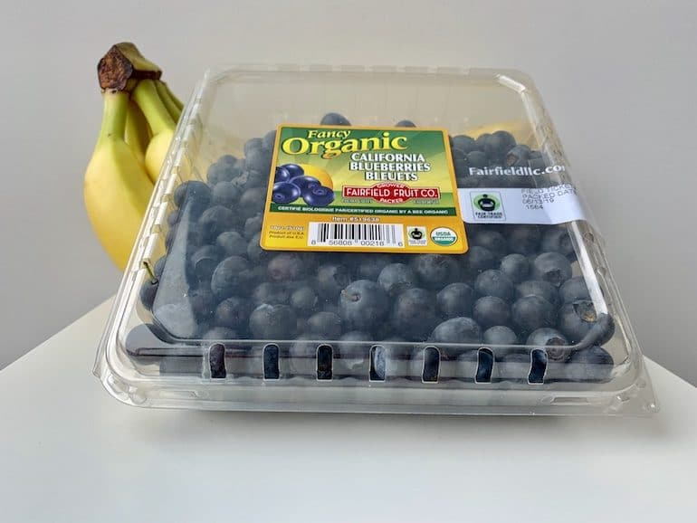 Organic Produce - The Wellnest by HUM Nutrition