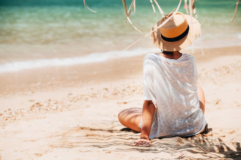 Sun Safety Tips for Skin Health - The Wellnest by HUM Nutrition