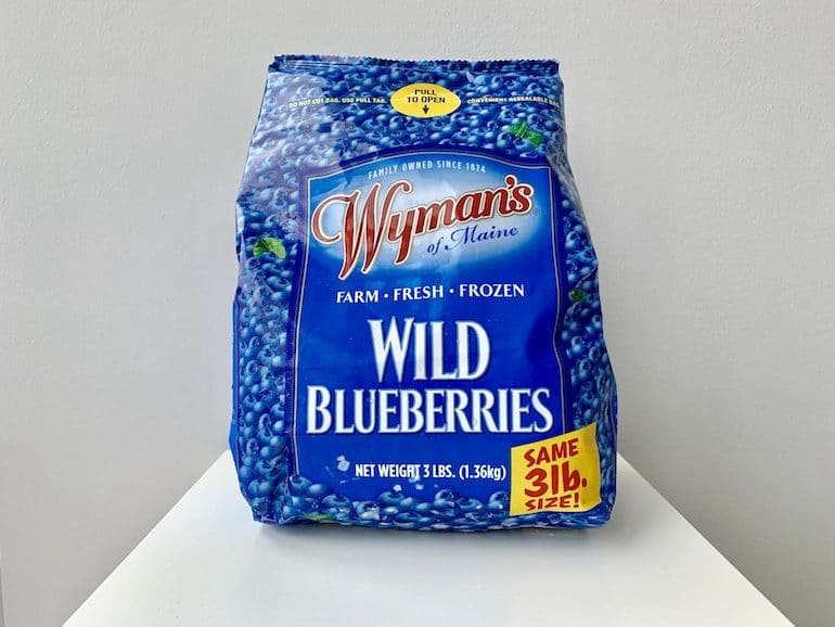 Wild Blueberries - Costco - The Wellnest by HUM Nutrition