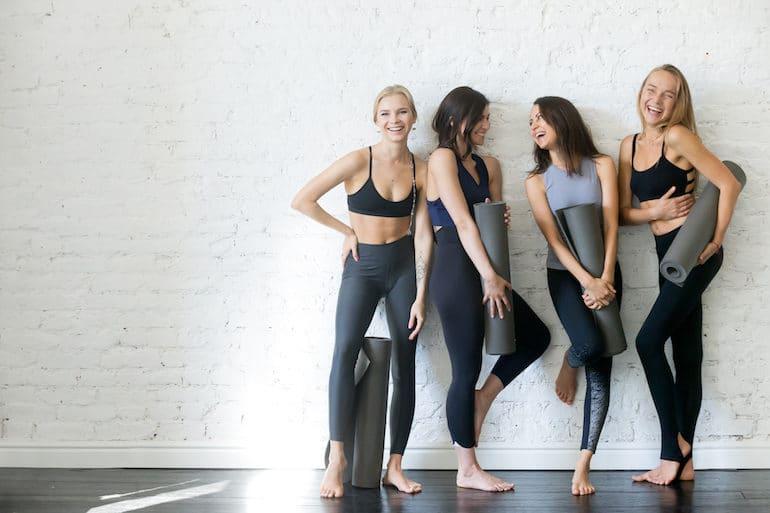 Yoga Friends - Yoga Etiquette - The Wellnest by HUM Nutrition