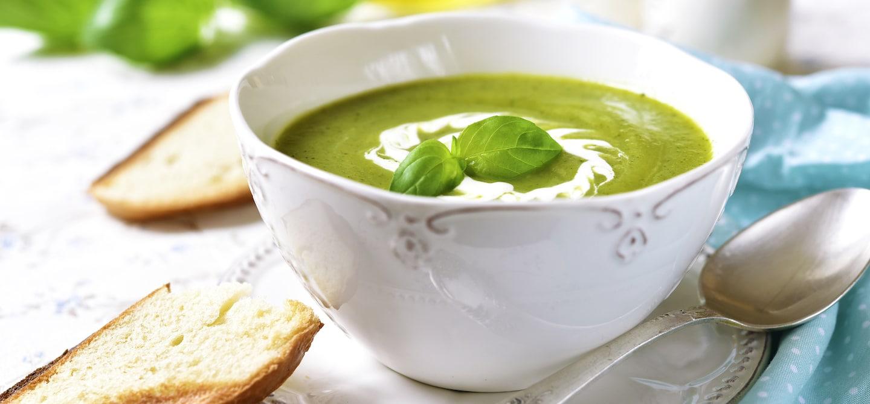 Avocado Gazpacho Recipe | The Wellnest by HUM Nutrition