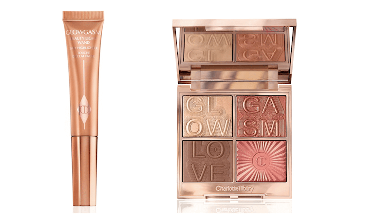 Charlotte Tilbury Glowgasm Collection | The Wellnest by HUM Nutrition