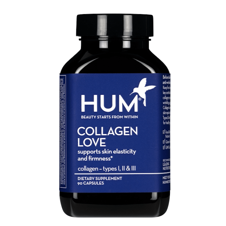 Collagen Love - Natural Lashes - The Wellnest by HUM Nutrition