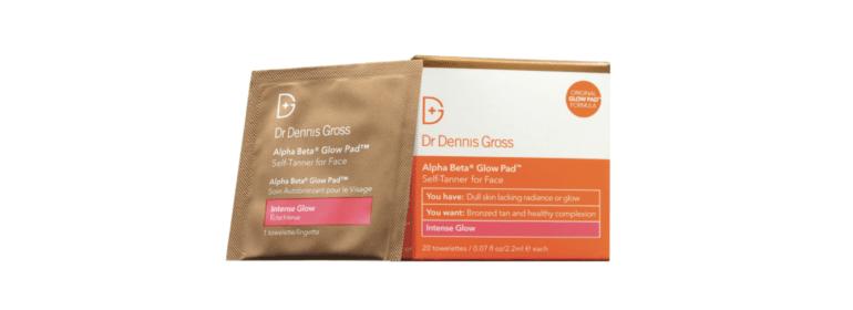 Dr Dennis Gross Alpha Beta Glow Pads | The Wellnest by HUM Nutrition