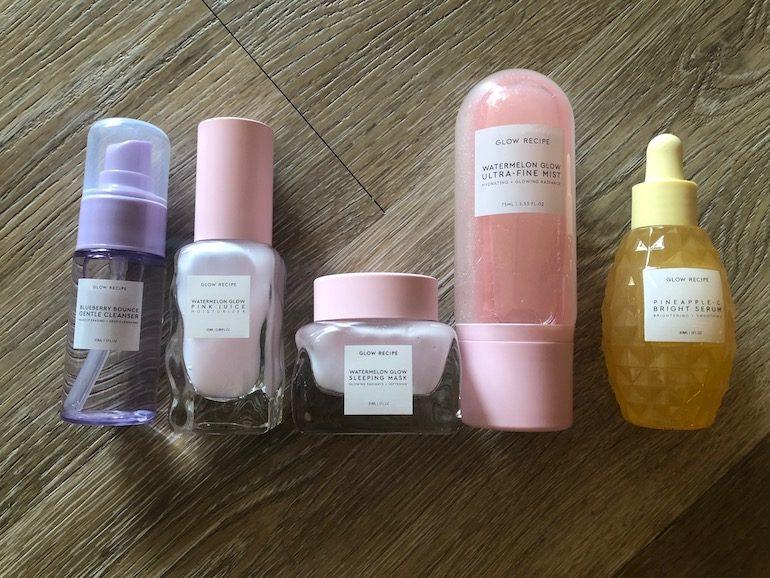Glow Recipe Glowipedia Glass Skin Kit - The Wellnest by HUM Nutrition