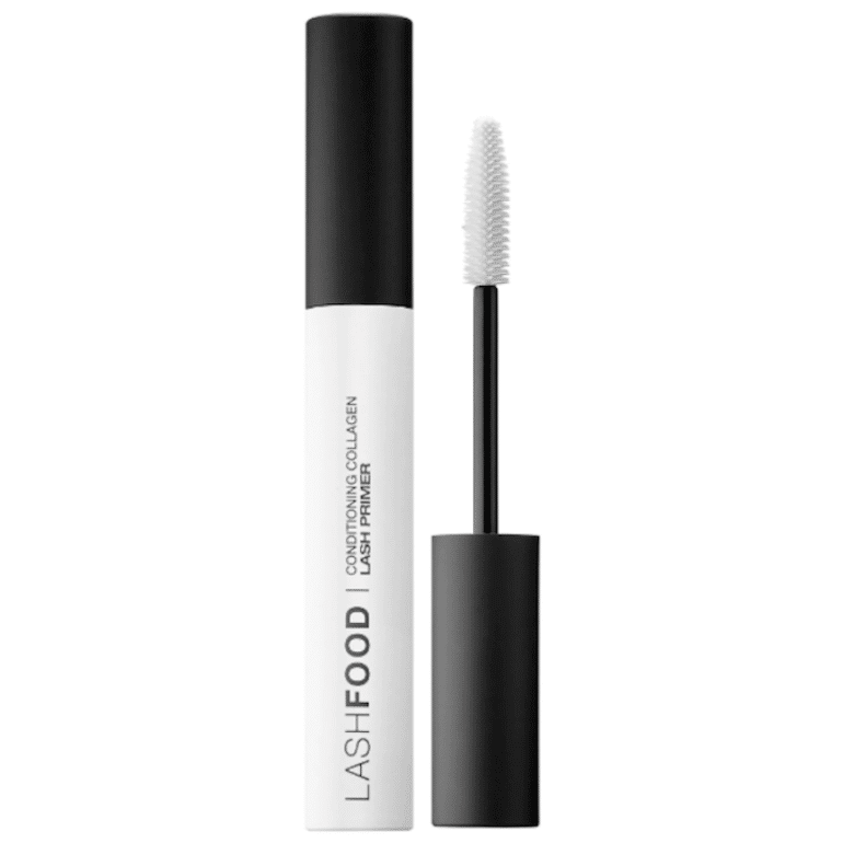 Lashfood Conditioning Collagen Lash Primer | Natural Lashes | The Wellnest by HUM Nutrition